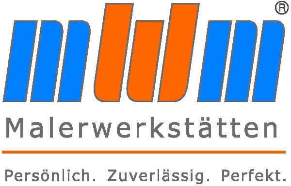 Logo MWM Malerwerkstätten - Kai Rossow - Münster - Persönlich. Zuverlässig. Perfekt.